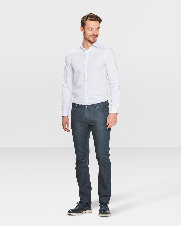 herren stretch hemd mit l ngerem schnitt 79884938 we fashion. Black Bedroom Furniture Sets. Home Design Ideas