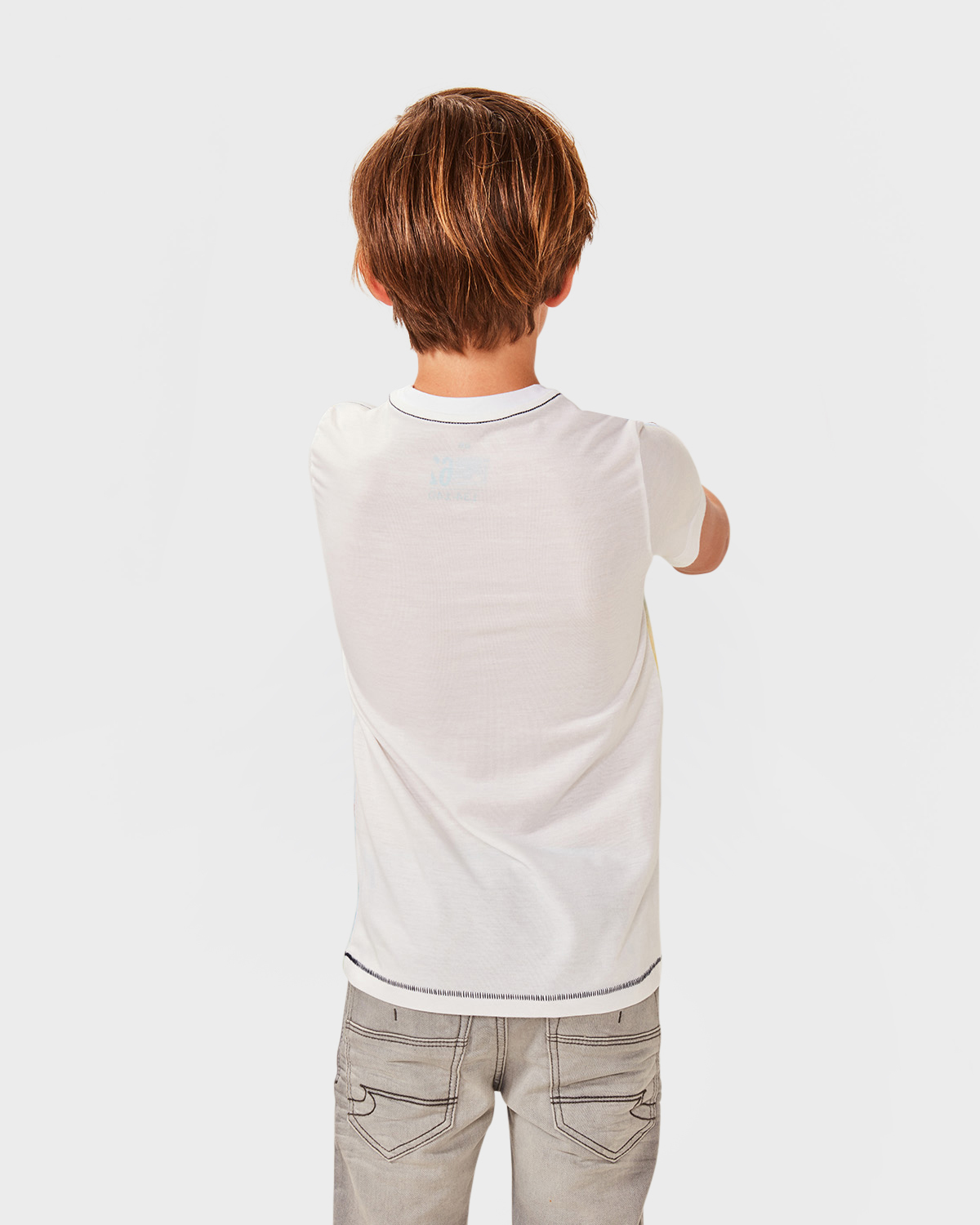 Jungen t shirt mit summer print 79857345 we fashion for T shirt printing delaware